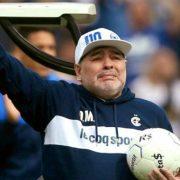 Maradona pidió ser socio de Gimnasia 4