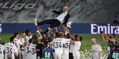 Real Madrid campeón de España 10