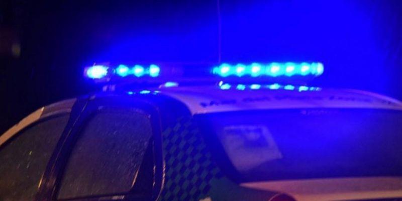 Un sujeto fue aprehendido por intentar agredir a personal policial 1