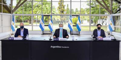"""Alberto Fernández: """"Hasta el 16 de agosto mantendremos las cosas como hasta hoy"""" 7"""