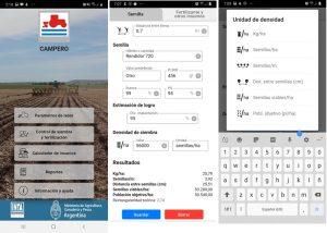 Crean una aplicación para calibrar sembradoras 2