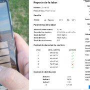 Crean una aplicación para calibrar sembradoras 3