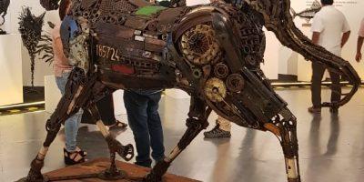 Pergaminenses por el Mundo: El artista local que deslumbró a todos en Qatar 11