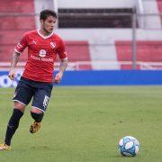 El jugador de Independiente Fabricio Bustos dió positivo para COVID-19 4