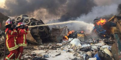 Explosión en Beirut deja al menos 50 víctimas y más de 2700 heridos 10