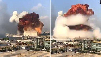 Explosión en Beirut deja al menos 50 víctimas y más de 2700 heridos 3