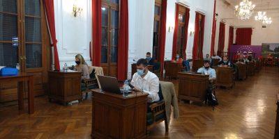 Se llevó a cabo la 7ma Sesión Ordinaria del HCD 7