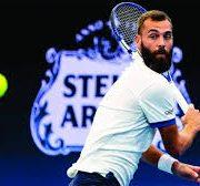Un tenista francés dió positivo para Coronavirus dentro de la burbuja 59