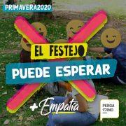 En el Marco del Día de la Primavera, el director de Juventud Eugenio Petinari dejó un mensaje para los jóvenes 1