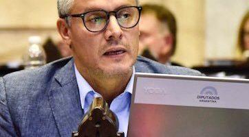 El diputado nacional José Núñez tiene coronavirus 6