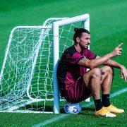 Zlatan Ibrahimovic tiene Coronavirus 2