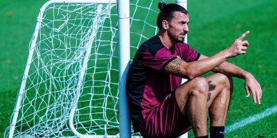Zlatan Ibrahimovic tiene Coronavirus 6