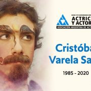 Murió el actor Cristóbal Varela Salas mientras ayudaba a combatir los incendios en Córdoba 22