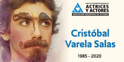 Murió el actor Cristóbal Varela Salas mientras ayudaba a combatir los incendios en Córdoba 6