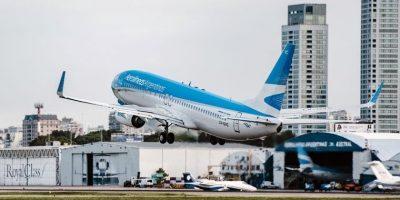 Aerolíneas Argentinas anunció más de 65 vuelos para el mes de Octubre 5