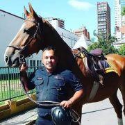 El gobierno decretó Duelo Nacional por el asesinato del inspector de la Policía Federal Juan Pablo Roldán 2