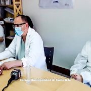 Colón: El director del Hospital Municipal explicó que no utilizarán el tratamiento de Ibuprofeno Inhalado en pacientes con COVID-19 4
