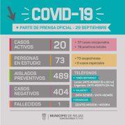 Primera muerte por Coronavirus en Rojas 4