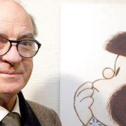 Murió Quino, el padre de Mafalda 14