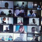 Integrantes del ejecutivo y concejales de Juntos por el Cambio se reunieron por Zoom con el Ministro de Salud de CABA 1