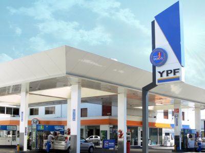 YPF aumentó un 3,5% el valor de los combustibles 2