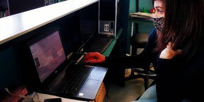 La Biblioteca Menéndez se incorporó al sistema DIGIBEPE 3
