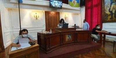 Resumen de la 12da Sesión Ordinaria del HCD Pergamino 5