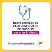 CORONAVIRUS: ¿Cuáles son las diferencias entre los positivos por laboratorio y por criterio clínico-epidemiológico? 3