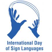 Día Internacional de la Lengua de Señas 1
