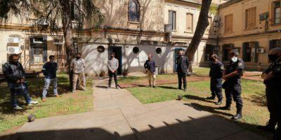 Coordinación de operativos para el Día de la Primavera 11