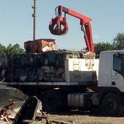 San Pedro: se compactaron 850 vehículos almacenados por contravenciones 4
