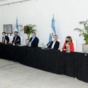 UNNOBA: Firma del convenio por el Programa de Apoyo a la Infraestructura Universitaria 3