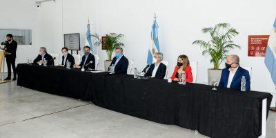 UNNOBA: Firma del convenio por el Programa de Apoyo a la Infraestructura Universitaria 10