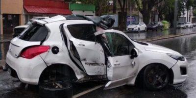 ROSARIO: Robaron el celular de la víctima fatal de un accidente de tránsito 9