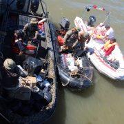 San Pedro: Operativo Sanitario de la Armada Argentina 11
