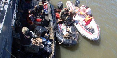 San Pedro: Operativo Sanitario de la Armada Argentina 16