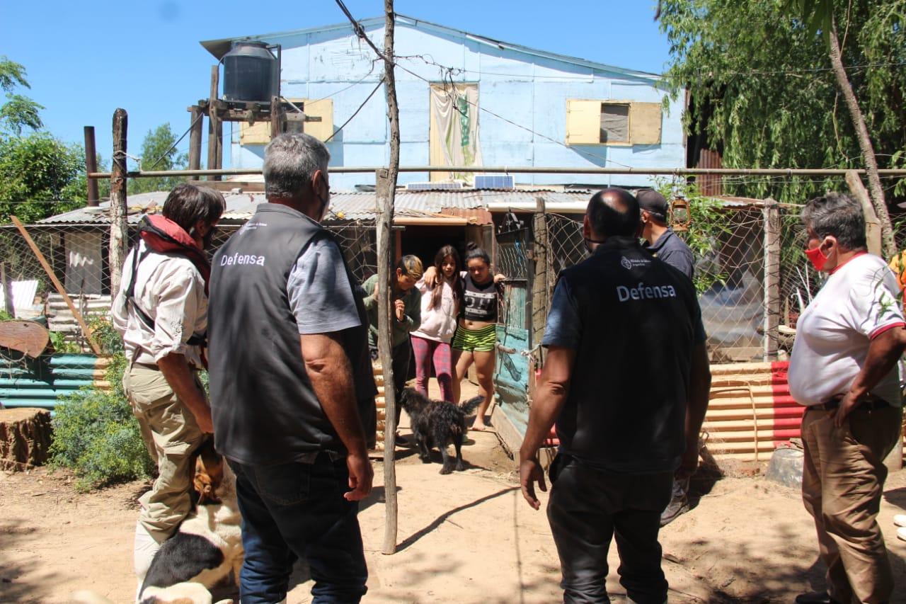 San Pedro: Operativo Sanitario de la Armada Argentina 2