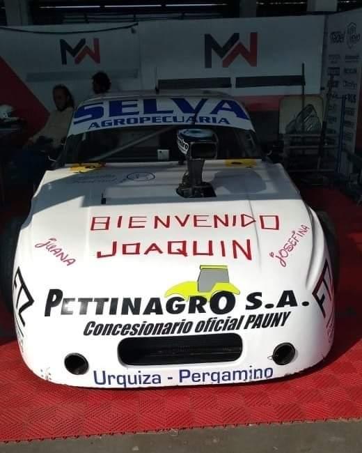 Selva 7mo y 6to en las finales del TC4000 Argentina 1