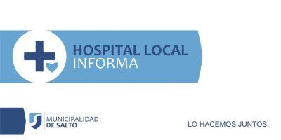 El Hospital de Salto incorporó nuevos equipamientos 8