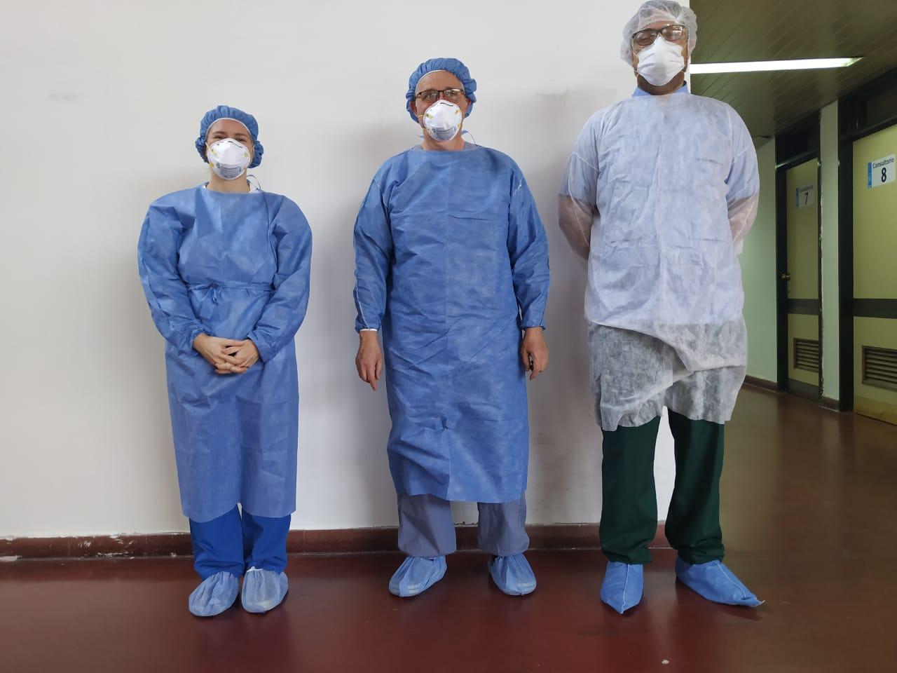 El Hospital reforzó su servicio de Odontología 1