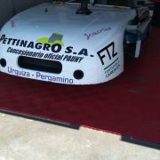 Selva 7mo y 6to en las finales del TC4000 Argentina 3