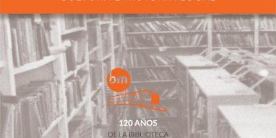 La Biblioteca Menéndez presenta la Revista Digital 8