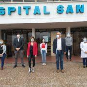 La bioquímica Sylvia García es la nueva Directora Ejecutiva del Hospital San José 4
