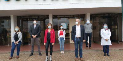 La bioquímica Sylvia García es la nueva Directora Ejecutiva del Hospital San José 7