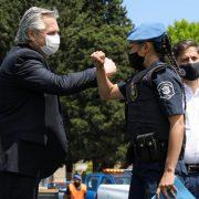 """Alberto Fernández: """"Invertir en seguridad es cuidar al ciudadano más humilde"""" 5"""