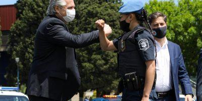 """Alberto Fernández: """"Invertir en seguridad es cuidar al ciudadano más humilde"""" 6"""
