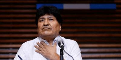 Un juez en Bolivia anuló la orden de arresto contra Evo Morales 7
