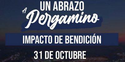 """Las Iglesias evangélicas realizarán """"Un Abrazo a Pergamino"""" el próximo Sábado 6"""
