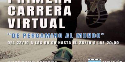 """Se viene la primera maratón virtual """"De Pergamino al Mundo"""" 5"""