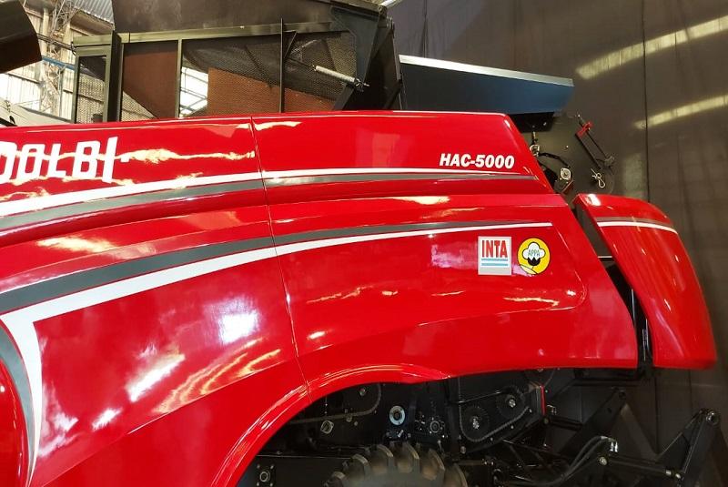 HAC 5000: se presentó la nueva cosechadora de algodón autopropulsada 2